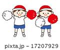 子供お遊戯イラスト 17207929