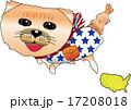 動物地図 アメリカの犬 17208018