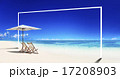 Travel Beach Summer Landscape Pacific Ocean Concept 17208903