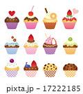 カップケーキ 17222185