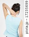 首の痛み 17235699