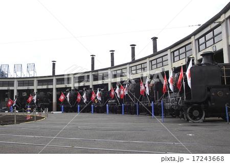梅小路蒸気機関車館の閉館イベント 17243668