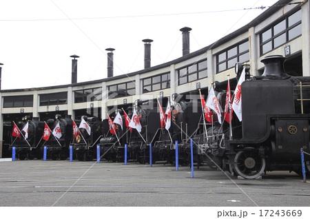 梅小路蒸気機関車館の閉館イベント 17243669
