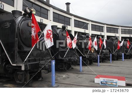 梅小路蒸気機関車館の閉館イベント 17243670