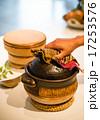 土鍋 和食 盛りつけの写真 17253576