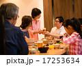 キッズ 食事 食卓の写真 17253634