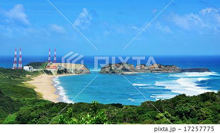 種子島の雄大な風景 17257775