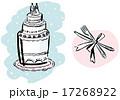 結婚式 ウエディングケーキ 17268922