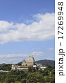 姫路城 城 空の写真 17269948