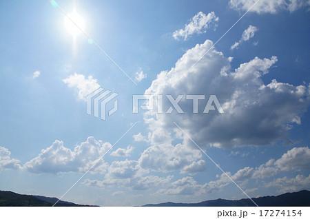 太陽と空  17274154