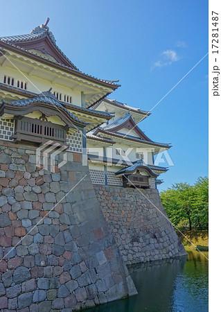 金沢城 五十間長屋・菱櫓 17281487
