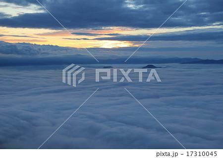 津別峠からの雲海 17310045