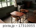 懐かしの学校机 17310055