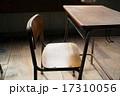 懐かしの学校机 17310056