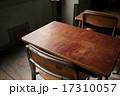 懐かしの学校机 17310057