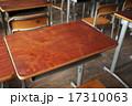 懐かしの学校机 17310063
