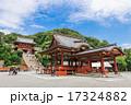 本宮 鶴岡八幡宮 舞殿の写真 17324882