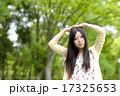 若い女性 ポートレート 17325653