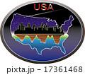 アメリカ 砂漠と摩天楼 17361468