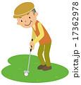 シニアゴルフ 17362978
