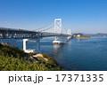 鳴門大橋 瀬戸内海 橋の写真 17371335