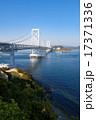 鳴門大橋 瀬戸内海 橋の写真 17371336