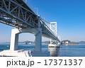 鳴門大橋 橋 つり橋の写真 17371337
