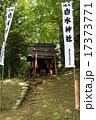 鎮守の森の小さな神社 17373771