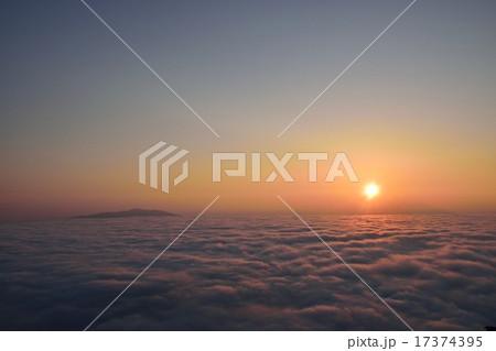 津別峠の雲海 17374395