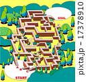 迷路の森 17378910