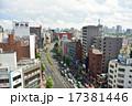 新宿四谷の街並み 17381446