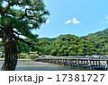 嵐山 渡月橋 京都の写真 17381727