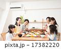 家族(食卓) 17382220