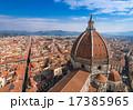 フィレンツェ ドゥオーモ 街並みの写真 17385965