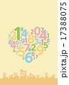 マイナンバー制度(テンプレート) 17388075