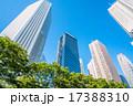オフィス街 オフィスビル 高層ビル群の写真 17388310