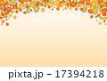 もみじ背景 17394218