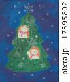 ふわふわ雪の夜のこと 17395802