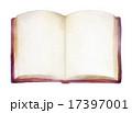アンティーク 本 見開き 17397001