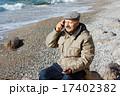 老人 シニア 年上の写真 17402382