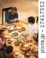 乾杯 飲み物 食卓の写真 17417352