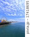 サンタモニカビーチ サンタモニカ・ピア 桟橋の写真 17418695