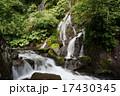 山梨県 吐竜の滝 17430345