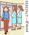 女子更衣室の様子 17433930