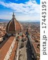 イタリア フィレンツェ ドゥオーモ 17443195