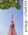 展望台 電波塔 東京タワーの写真 17446729