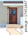 玄関ドア ドア 扉の写真 17451847