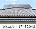 瓦屋根 屋根 瓦の写真 17452048