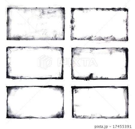 grunge frames set 17455391