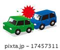 交通事故イラストC 17457311